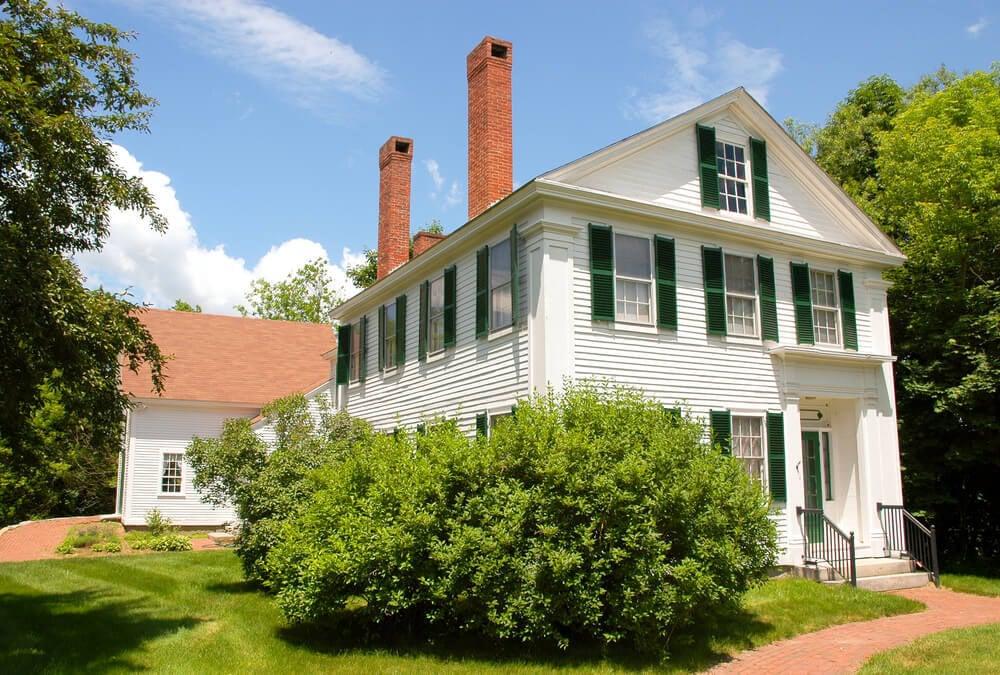 Pierce Manse, New Hampshire