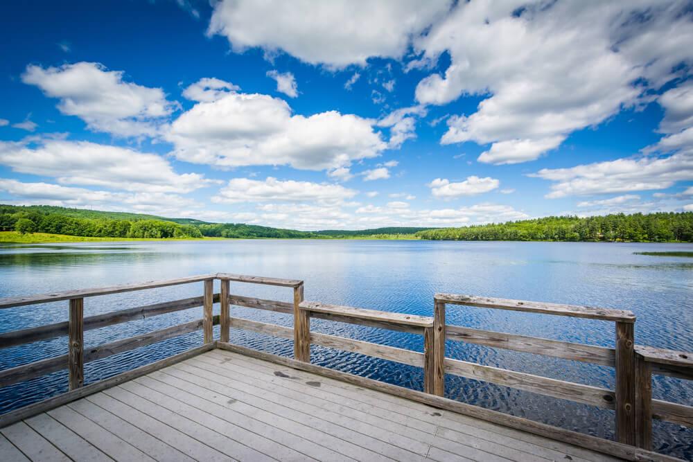 Turtle Pond, New Hampshire