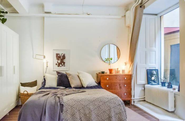 Cute Old Town Studio Apartment
