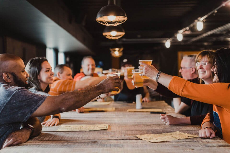 Local breweries in Detroit