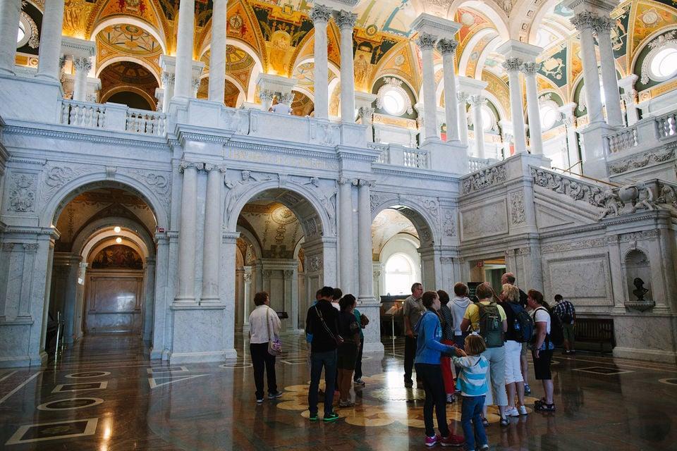 Discover American Democracy Washington
