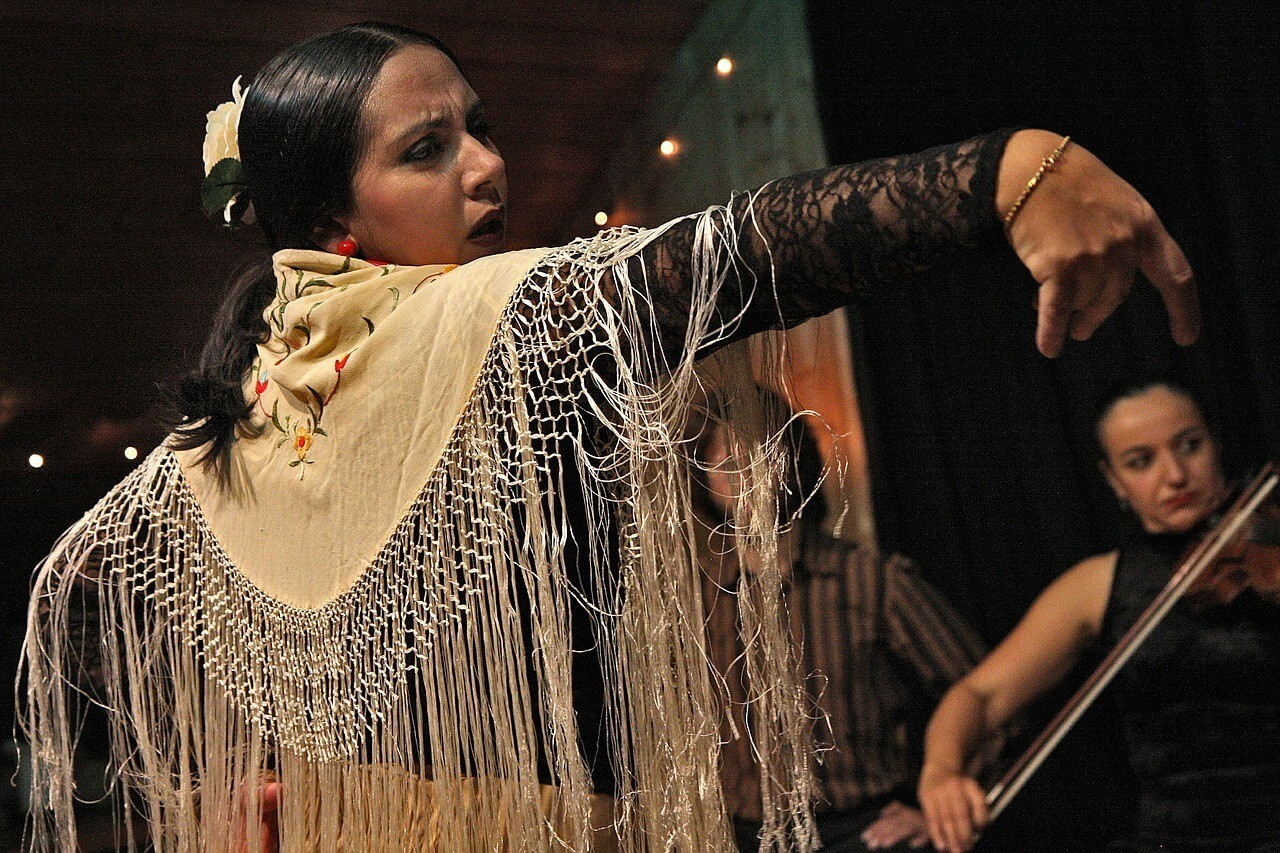 Experience a Show at Museo del Baile Flamenco