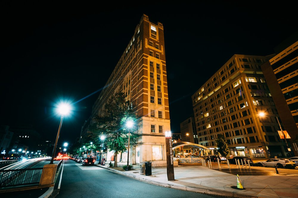 Experience the Eclectic Nightlife of Dupont Circle