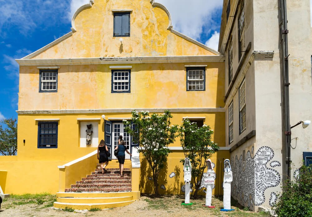 Explore Landhuis Bloemhof and its Grounds Curacao