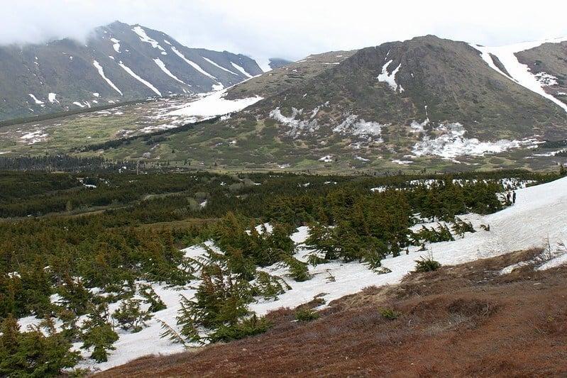 Anchorage: Hiking Around Flattop Mountain