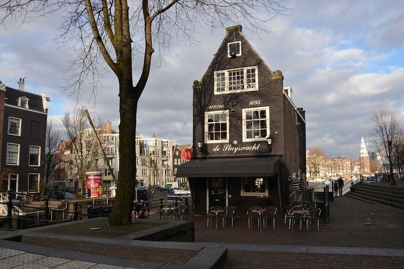 Cafe de Sluyswacht Amsterdam