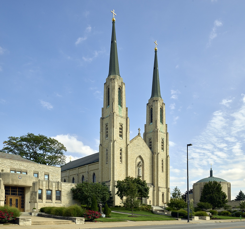 Cathedral of the Immaculate Conception, Fort Wayne