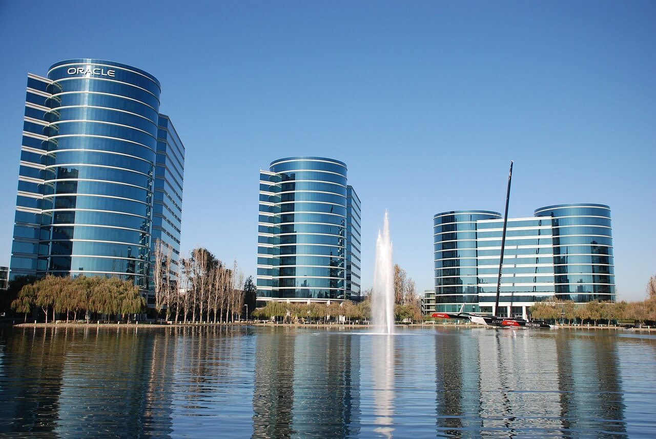 Oracle in Silicon Valley