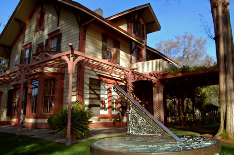 Shinn Historical Park and Arboretum, Fremont