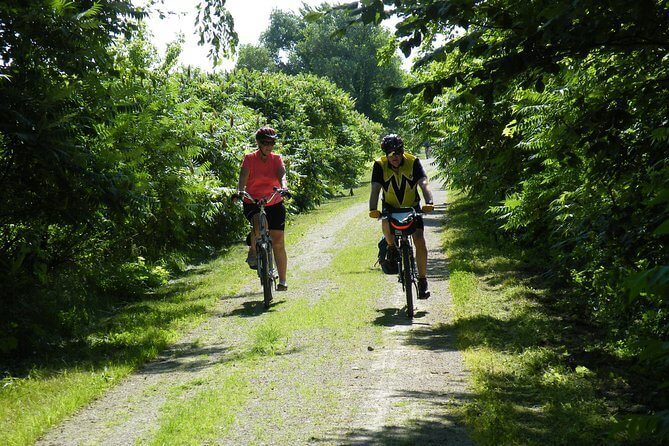 Get on your bike and out into nature