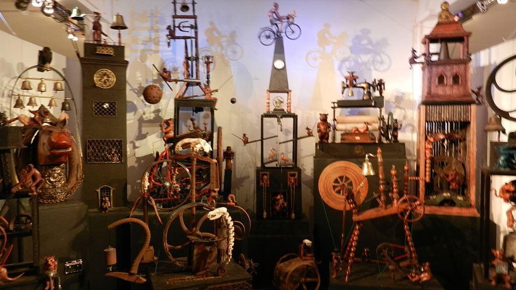 Sharmanka Kinetic Theatre, Glasgow