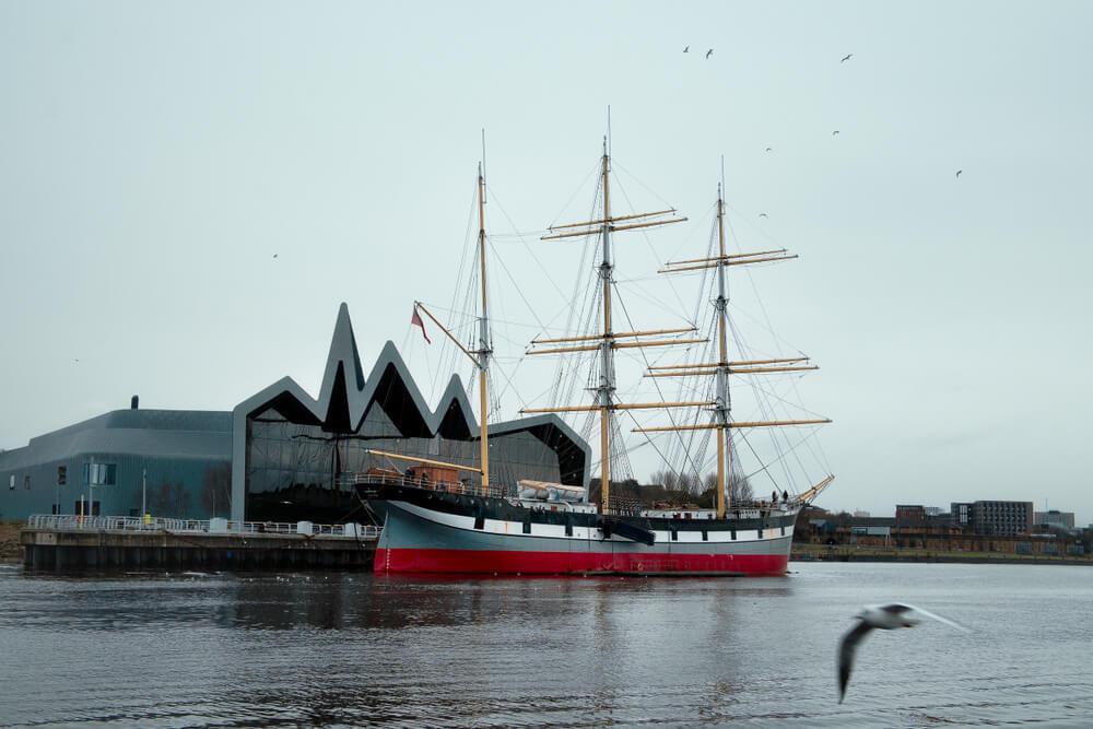 The Glenlee, Glasgow