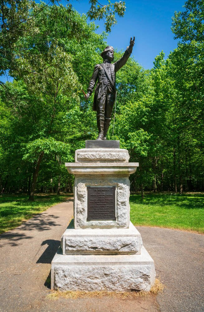 Guilford Courthouse National Military Park, Greensboro