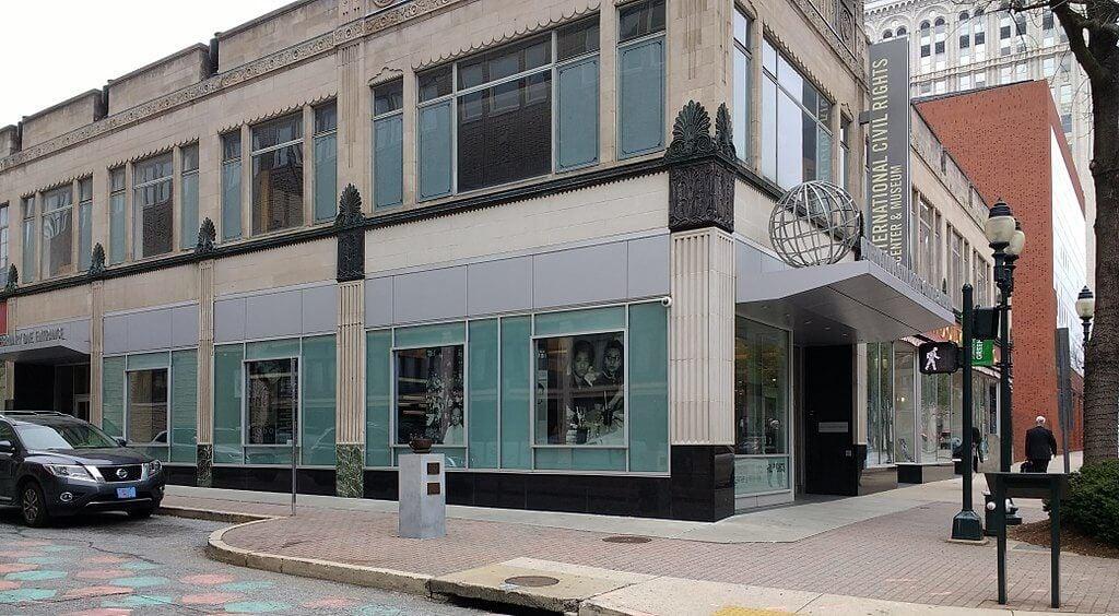 International Civil Rights Center & Museum, Greensboro