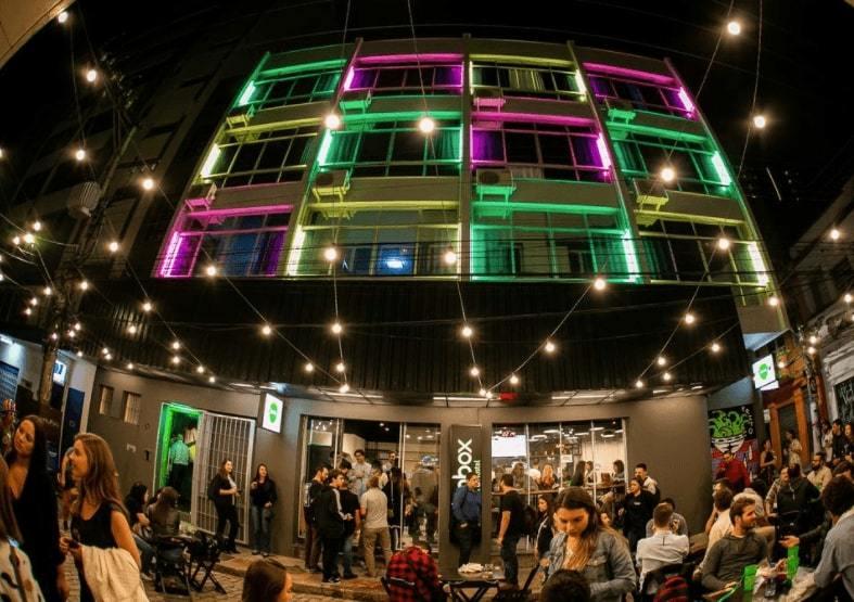 Innbox Hotel and Hostel Centro best hostels in Florianopolis