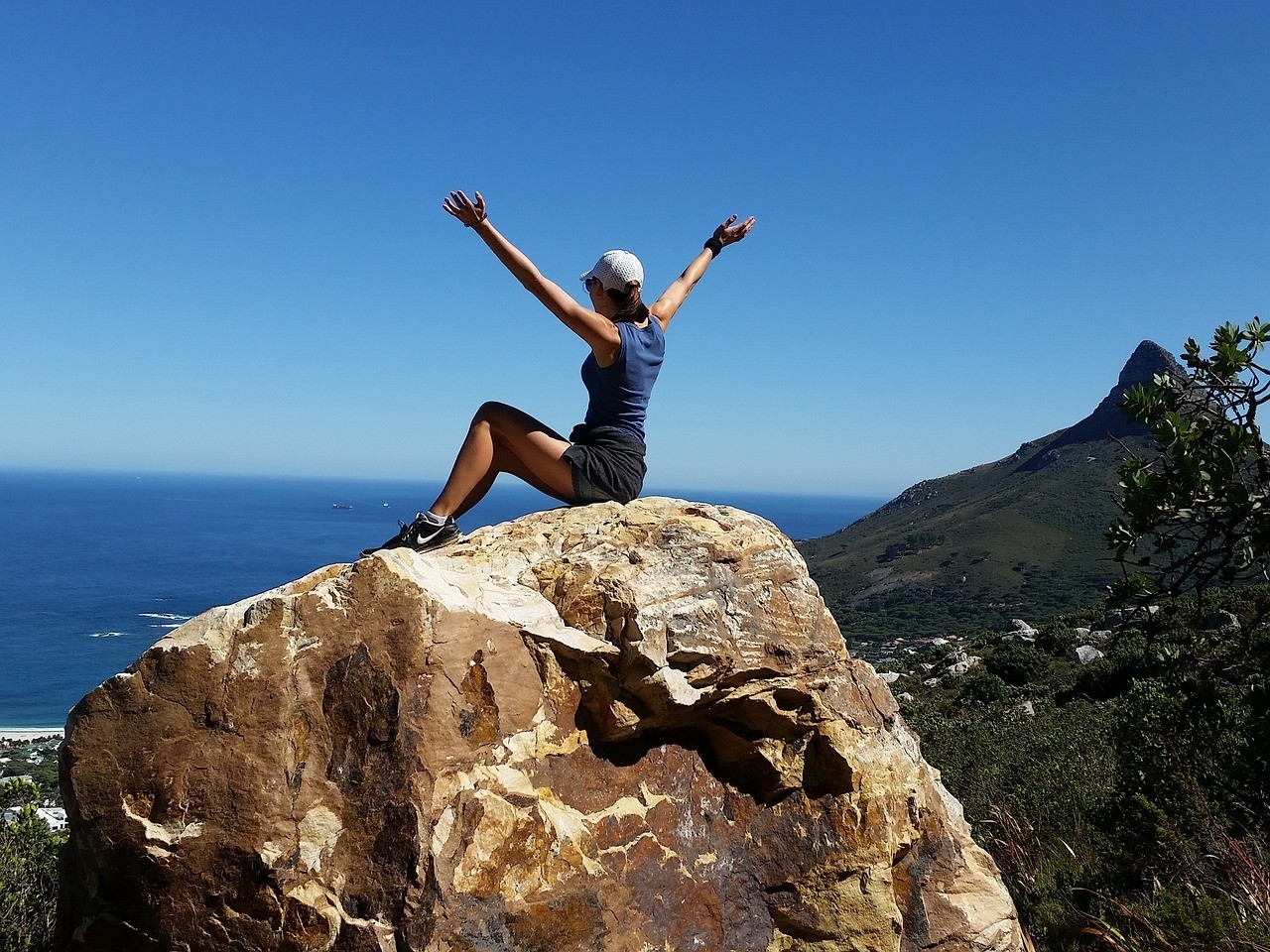 South Africa safe for solo female travellers