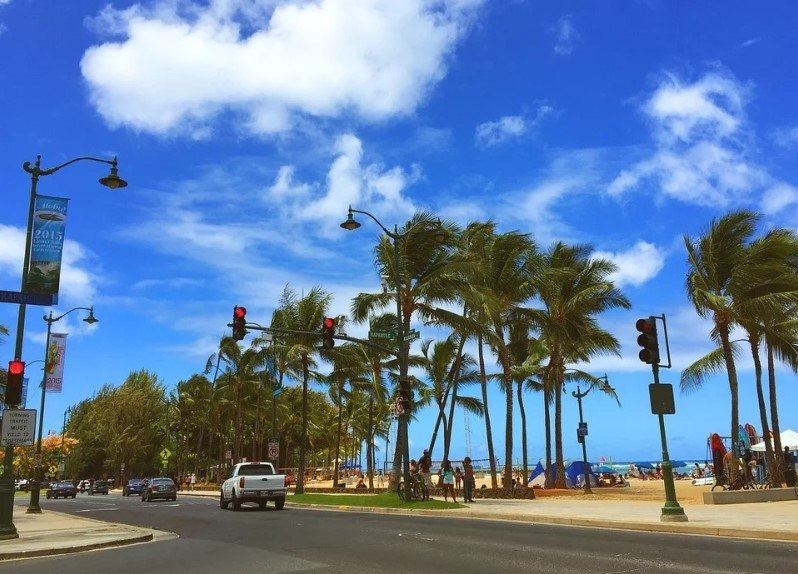 safe to drive in Hawaii