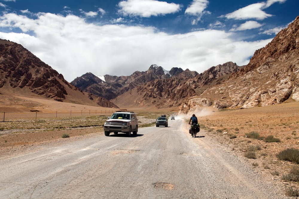 Is it safe to drive in Kyrgyzstan
