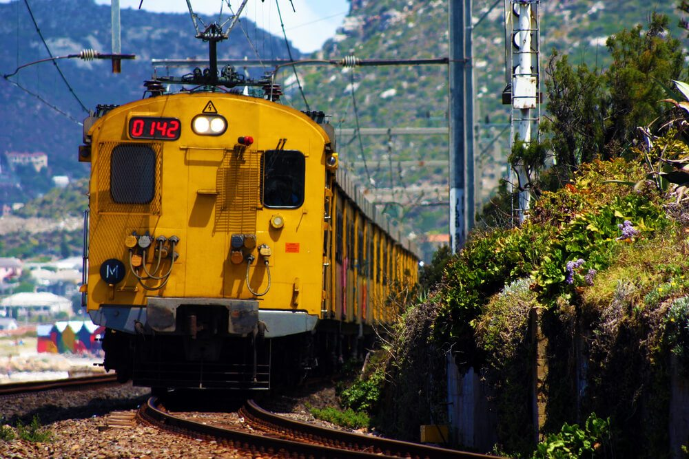 Is public transportation in South Africa safe