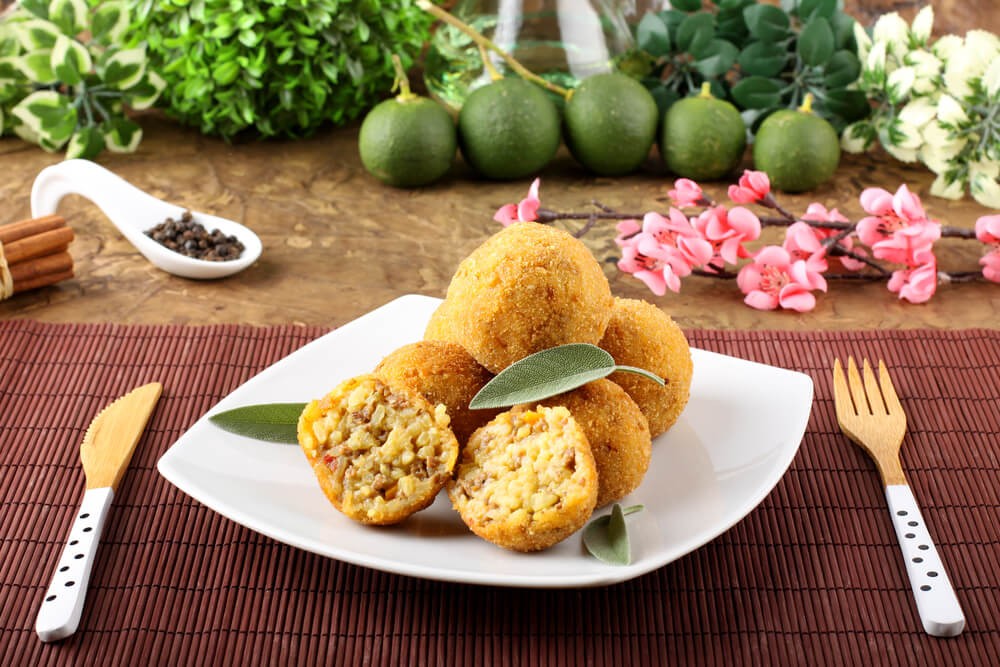 Is the food in Saint Lucia safe