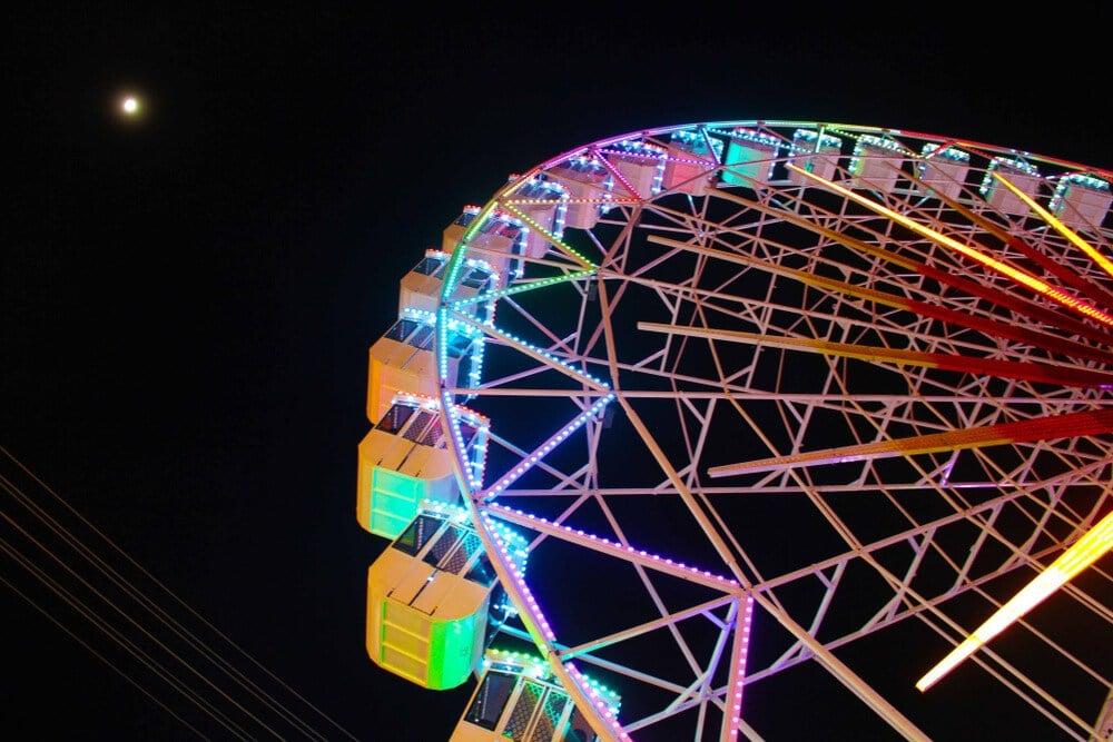 La Noria Ferris Wheel