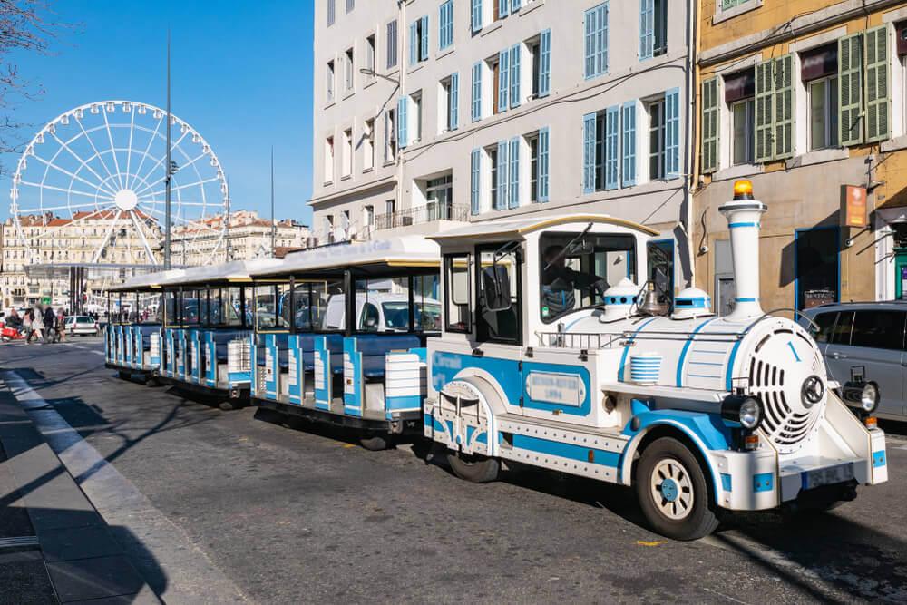Les Petits Trains de Marseille