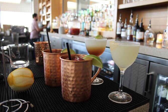 Cocktail tour in Long Beach