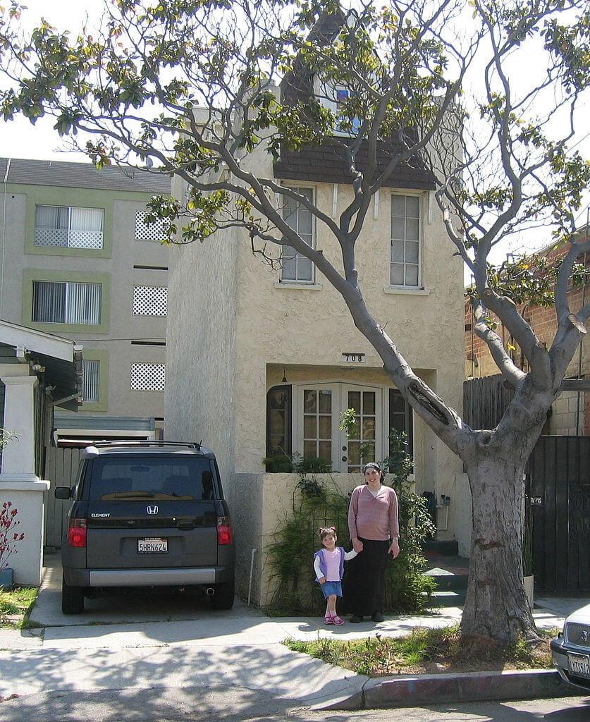 Skinny House, Long Beach
