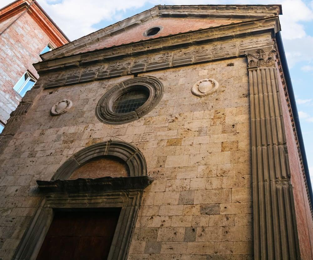Lupa Siena Italy