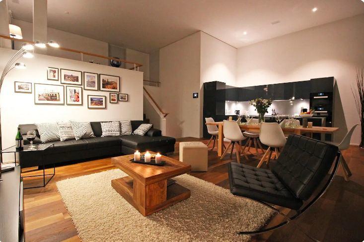 Luxury Loft Penthouse Zurich