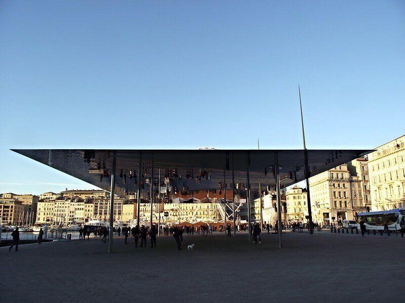 M Mirror Pavilion