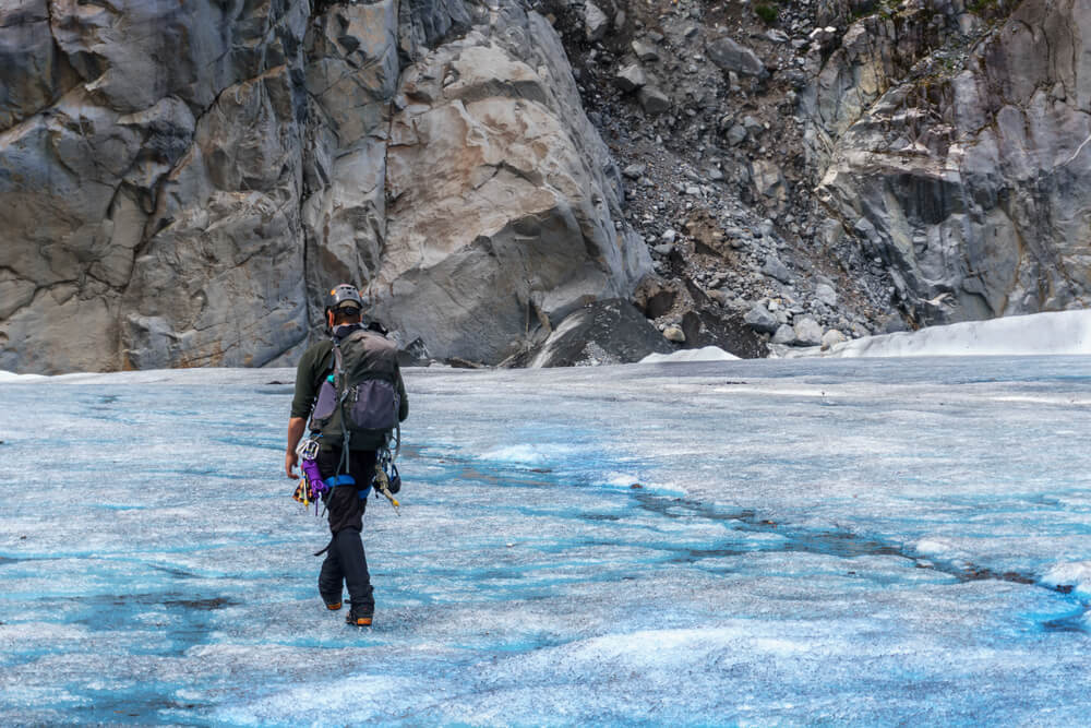 Make Your Way Inside the Mendenhall Ice Caves Juneau