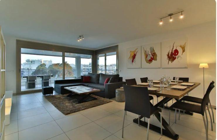 Modern Room in Paseo Maritimo Ibiza