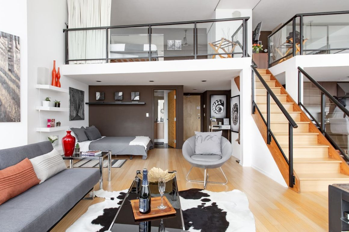 Modern loft in heart of the city Vancouver