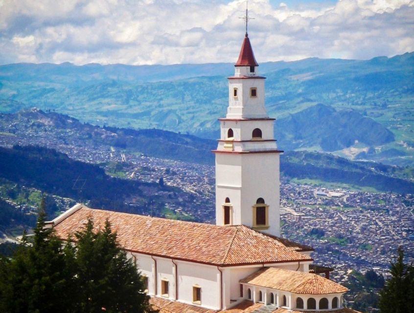 Montserrate Sanctuary