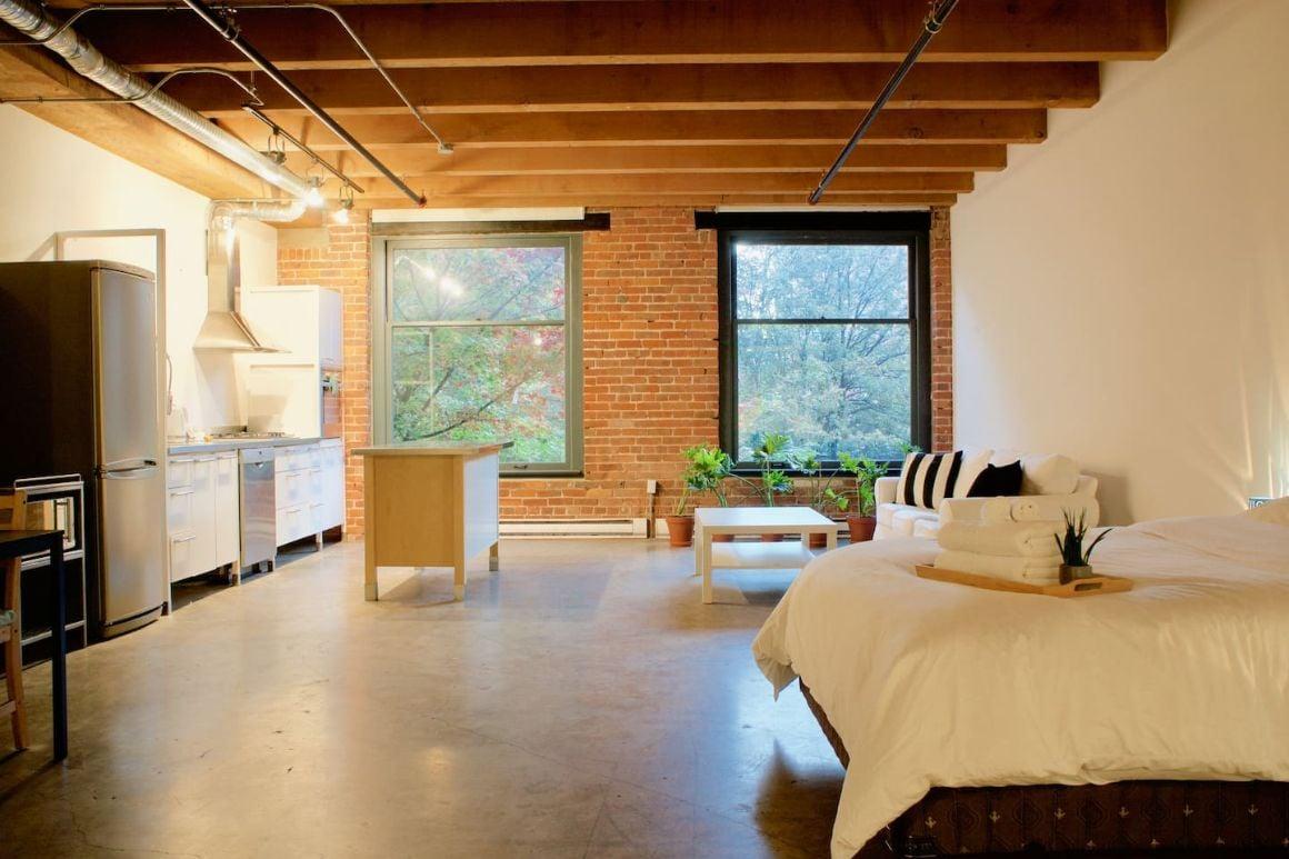 New York Style Loft Vancouver