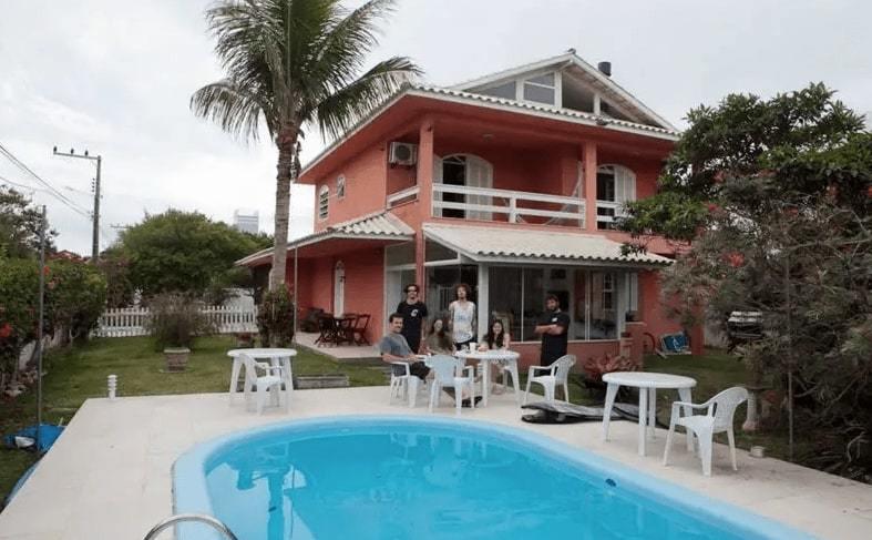 On The Road Hostel best hostels in Florianopolis