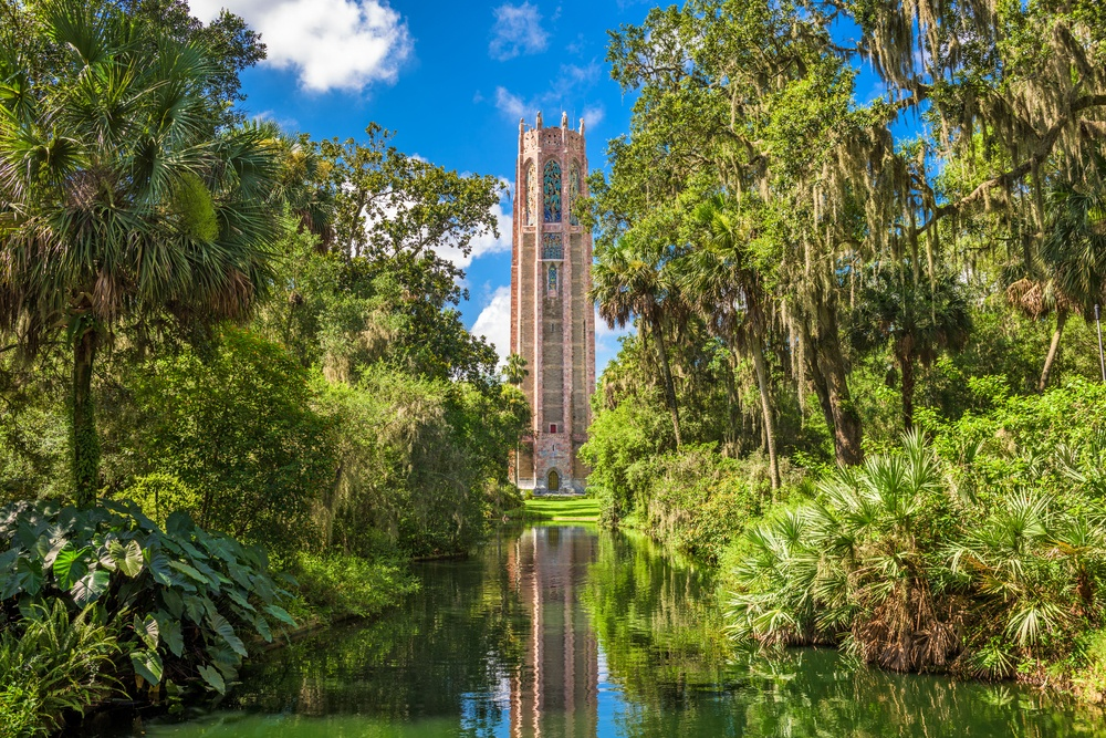 Bok Tower Gardens, Orlando