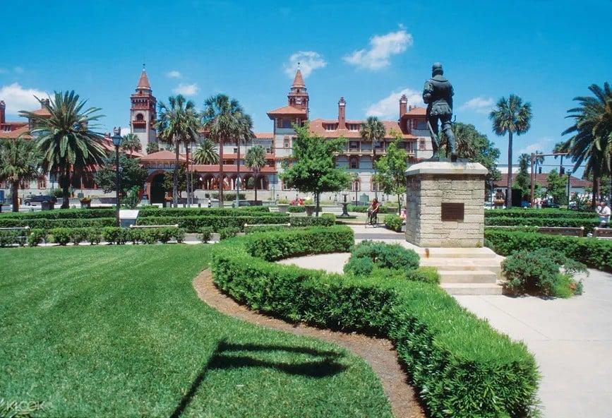 St. Augustine, Orlando