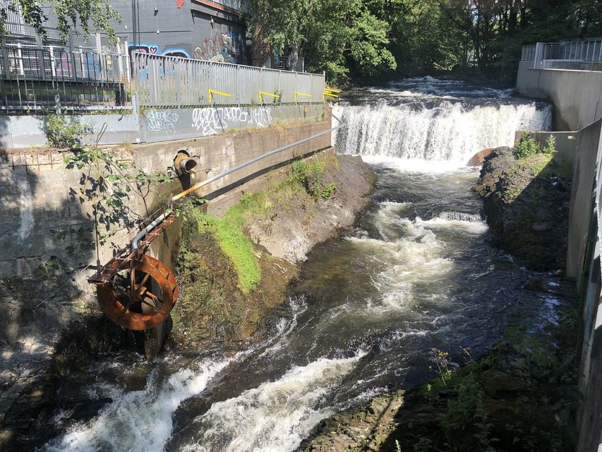 Akerselva River, Oslo