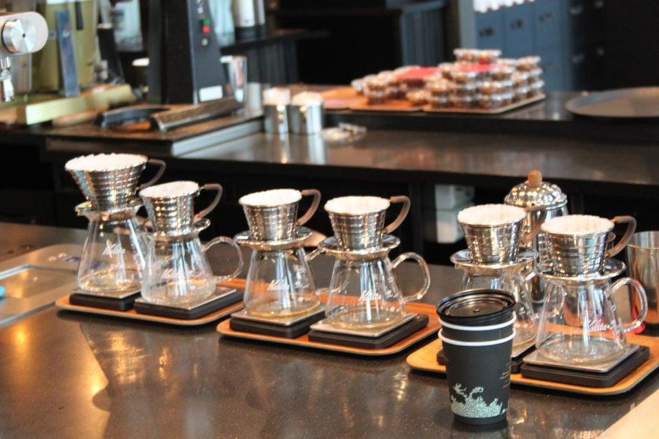 Coffee tour in Oslo