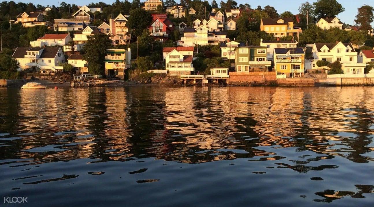 Fjord, Oslo