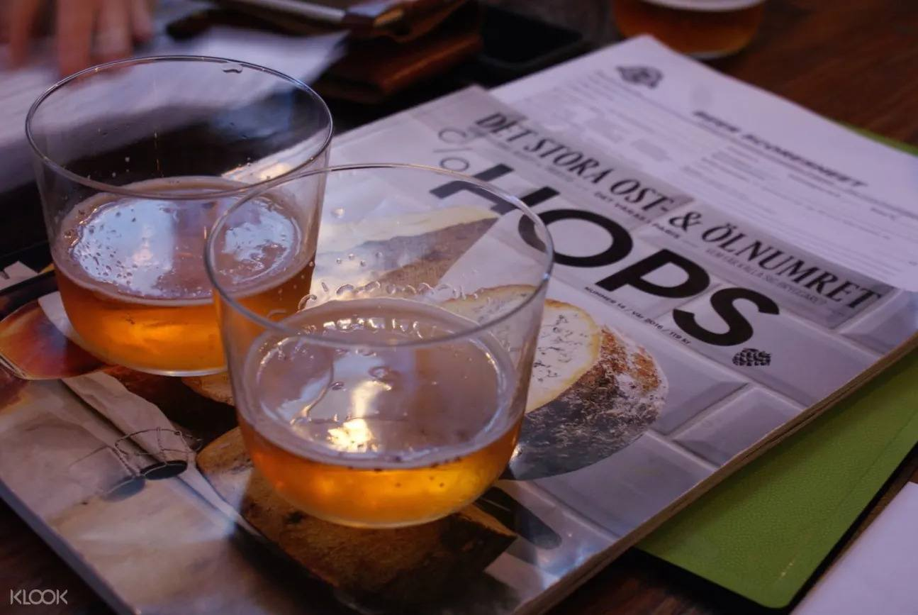 Food and Craft Beer Tour