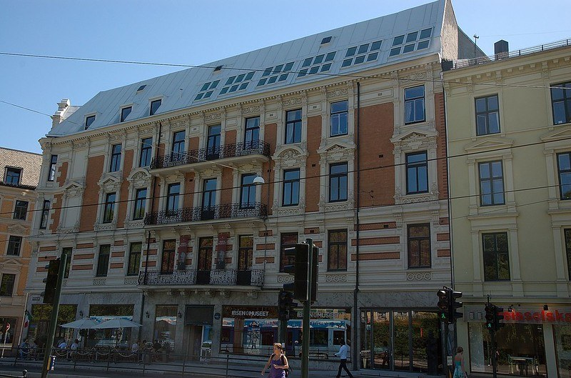 Ibsen Museum (formerly Henry Ibsen's House) in Oslo