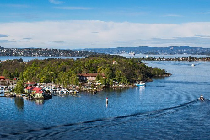 Island hopping in Oslo