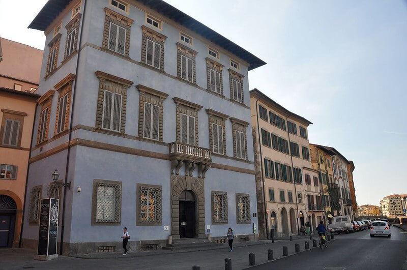 Palazzo Bluart museum
