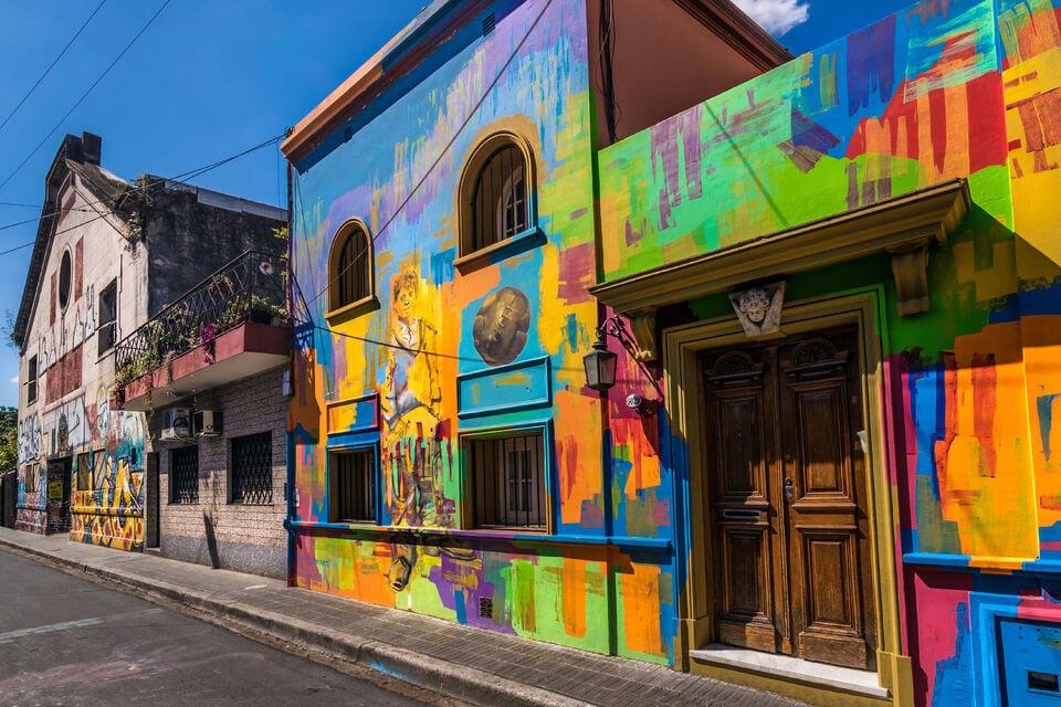 Palermos street art