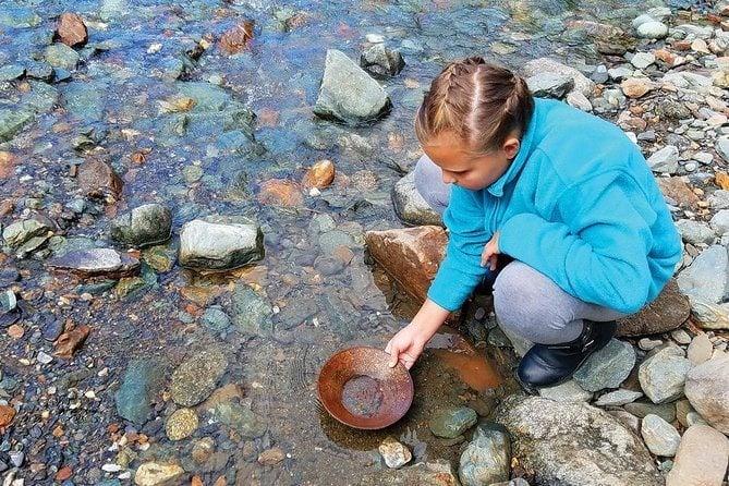 Pan for Gold Juneau