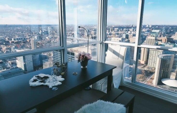 Penthouse Apt w/ Panoramic View, Toronto