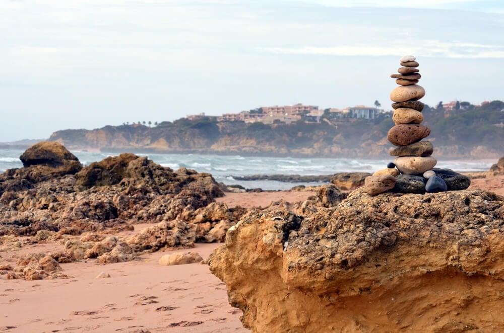Praia da Oura Albufeira